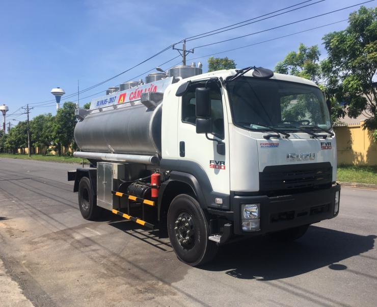 Dịch vụ cho thuê xe bồn chở xăng dầu uy tín hiện nay