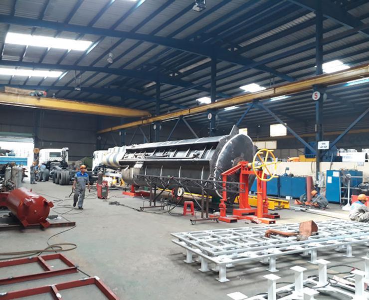 IMAE Nhà máy sản xuất xe bồn lớn nhất và hiện đại nhất Việt Nam