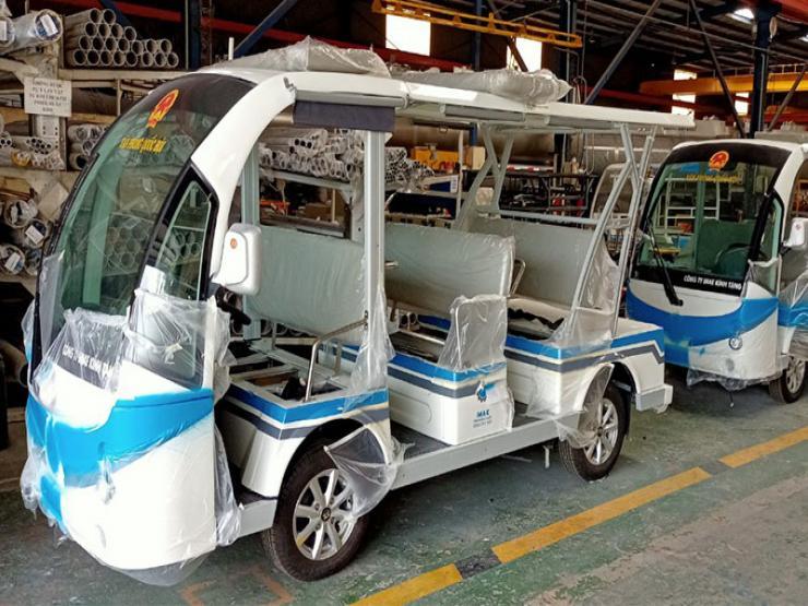 Xe điện chở khách IMSC-12