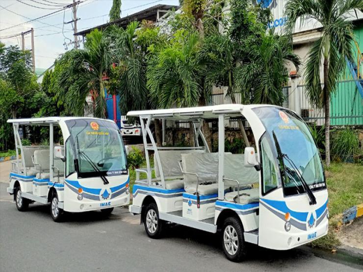 Xe điện chở khách IMSC-8