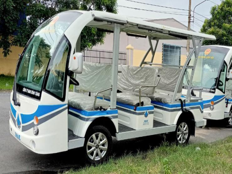 Xe điện chở khách IMSC-4